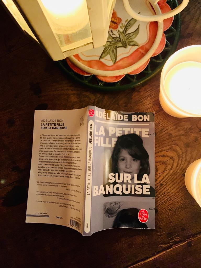 La Petite Fille Sur La Banquise Une Lectrice A Paris